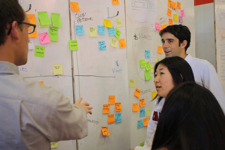 Design Thinking Bootcamp: Experiences in Innovation and Design
