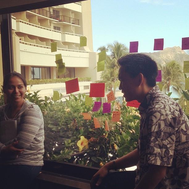 Design Thinking Hawaii Workshop 2012