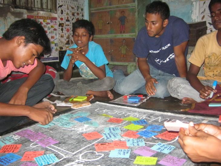 Students Spreading Design Thinking