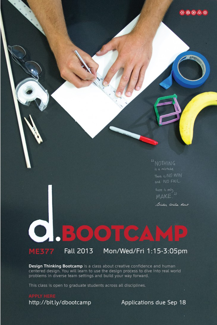 Applications Open! Design Thinking Bootcamp