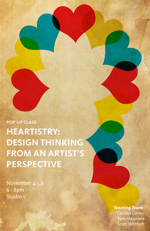 Heartistry: Design Thinking from an Artist's Perspective