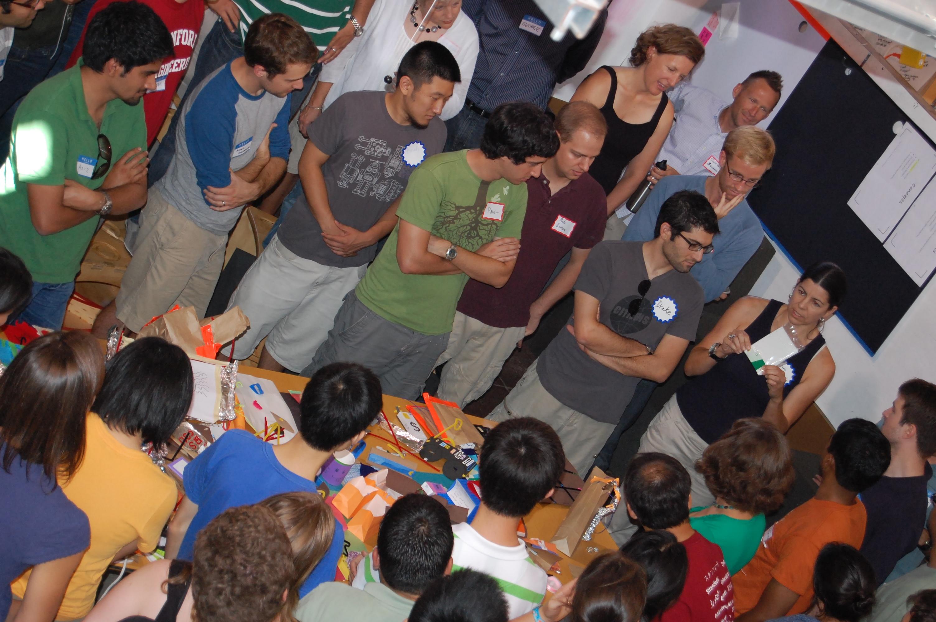 Design Project Zero: A 90 minute activity