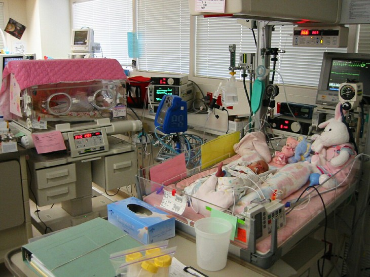 Redesigning the Neonatal ICU