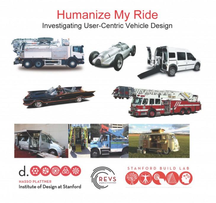 Humanize My Ride
