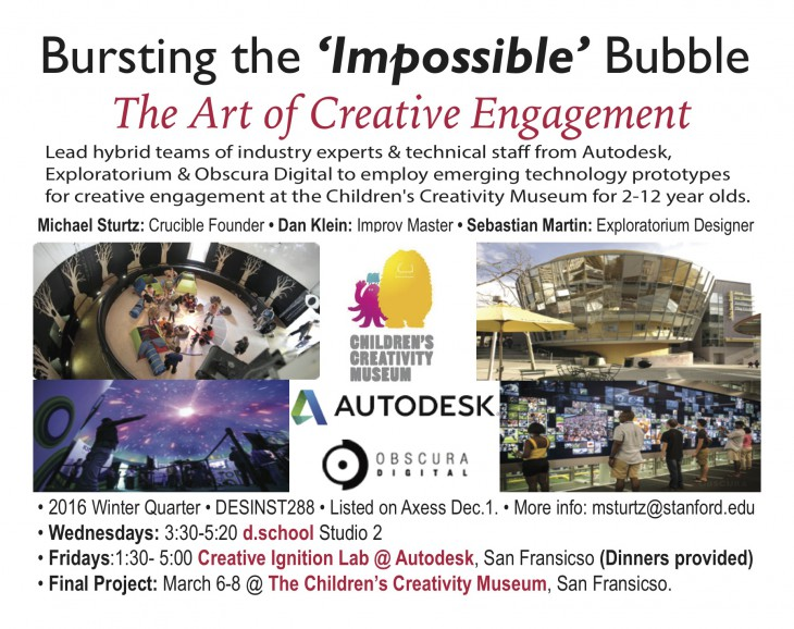 Bursting the 'Impossible' Bubble: The Art of Creative Engagement